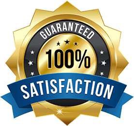 Guaranteed 100% Satisfaction for our Pressure Washing service